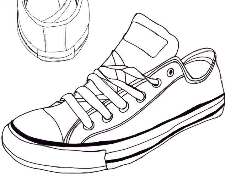 Google LápizArte SearchZapatos Dibujos Converse A Drawing Y OXZukPiT