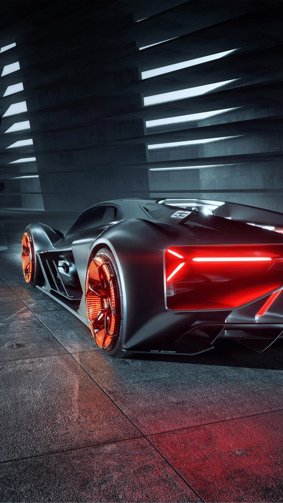 Lamborghini Terzo Millennio With Images Car Wallpapers