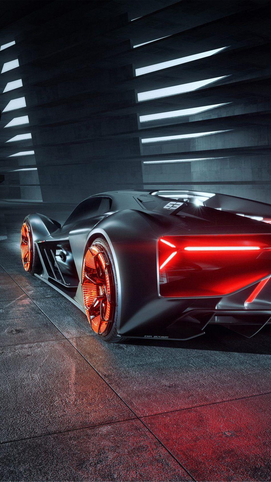 Lamborghini Terzo Millennio 4k Ultra Hd Mobile Wallpaper Lamborghini Cars Super Cars Super Luxury Cars