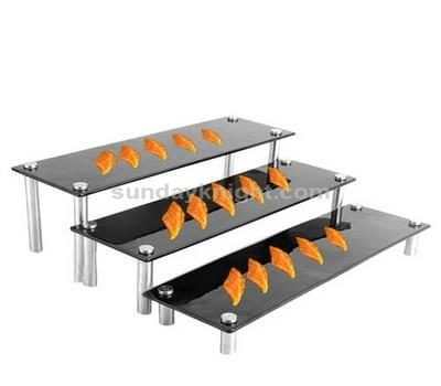 Buffet Display Stands Black Acrylic Buffet Display Stands Buffet Display Food Display Stands Food Display