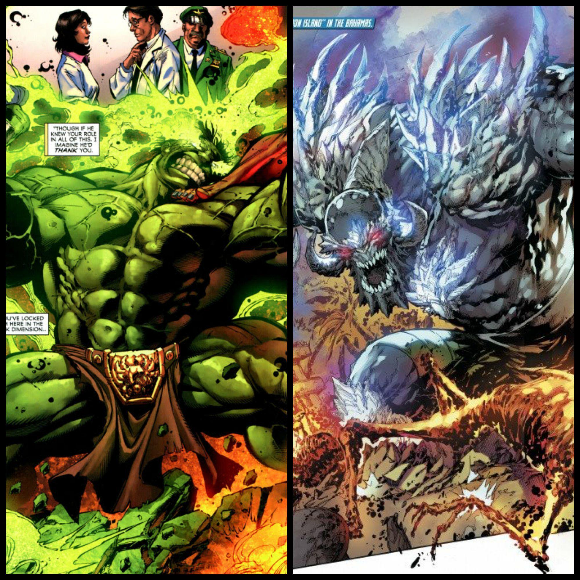 Hulk vs. Doomsday: who wins? | Marvel vs, Hulk, Marvel Doomsday Vs Hulk Who Wins