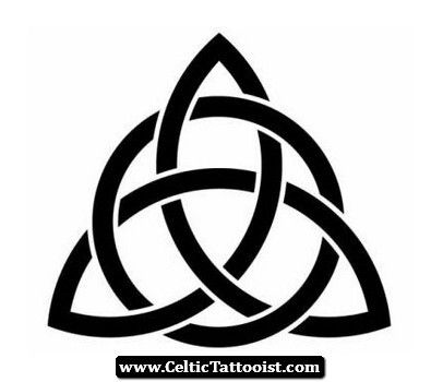 Celtic strength symbol (With images) | Celtic knot tattoo ...