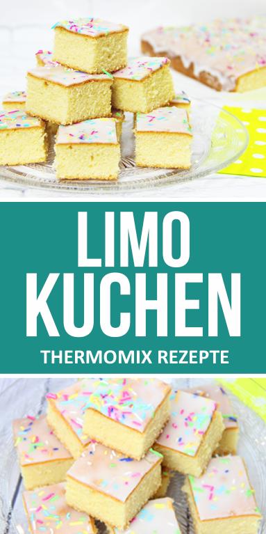 Limo Kuchen - Ratz Fatz Kuchen aus dem Thermomix