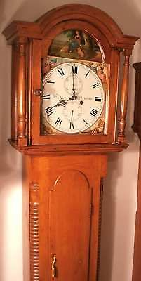 """#antique pine """" procter """" eight day  #longcase #/grandfather clock,  View more on the LINK: http://www.zeppy.io/product/gb/2/121821781694/"""