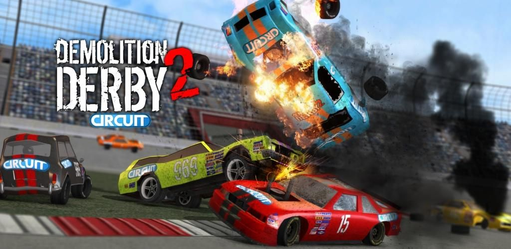 Demolition Derby - Free downloads and reviews - CNET