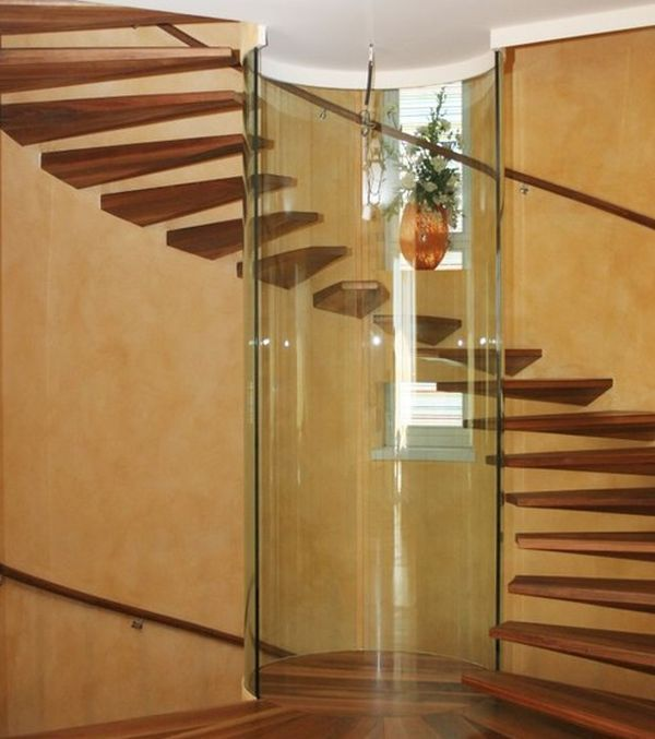 Best Suspended Style 32 Floating Staircase Ideas For The 640 x 480
