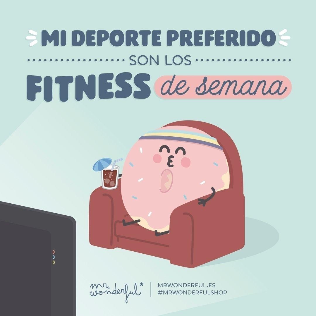Cada Semana Supero Mi Mejor Marca My Favourite Exercise Is