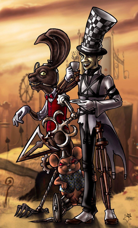 Alice Madness Returns Iii By Anastina91 Deviantart Com On