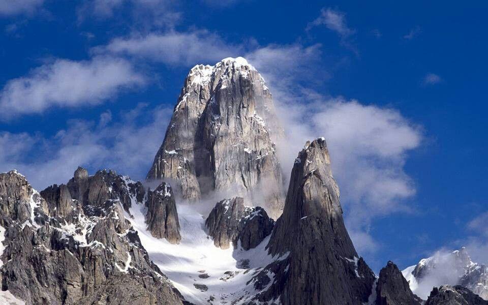 Torre Uli Biaho, Karakorum. Pakistán