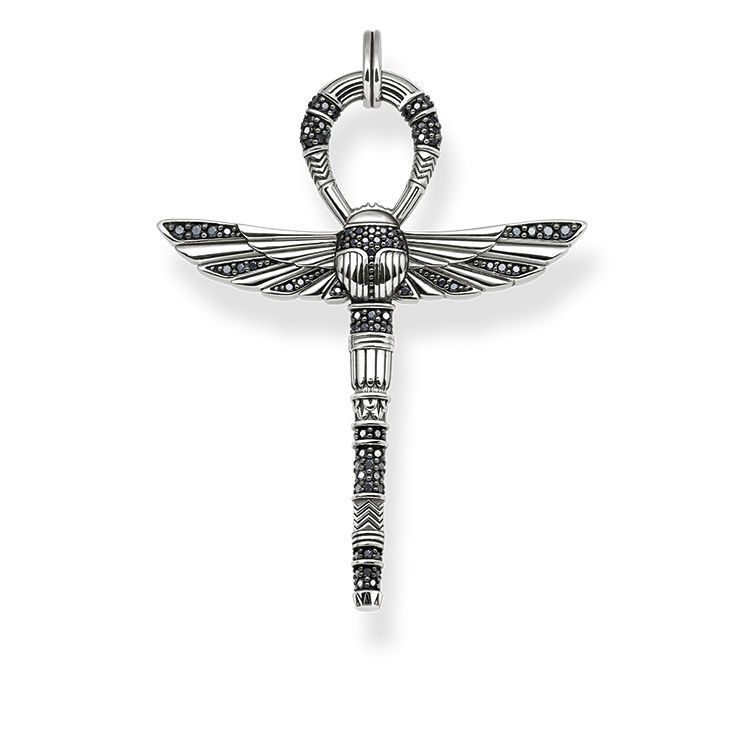 thomas sabo glam soul sterling silver pendentif tu veux un bijoux pinterest symboles. Black Bedroom Furniture Sets. Home Design Ideas