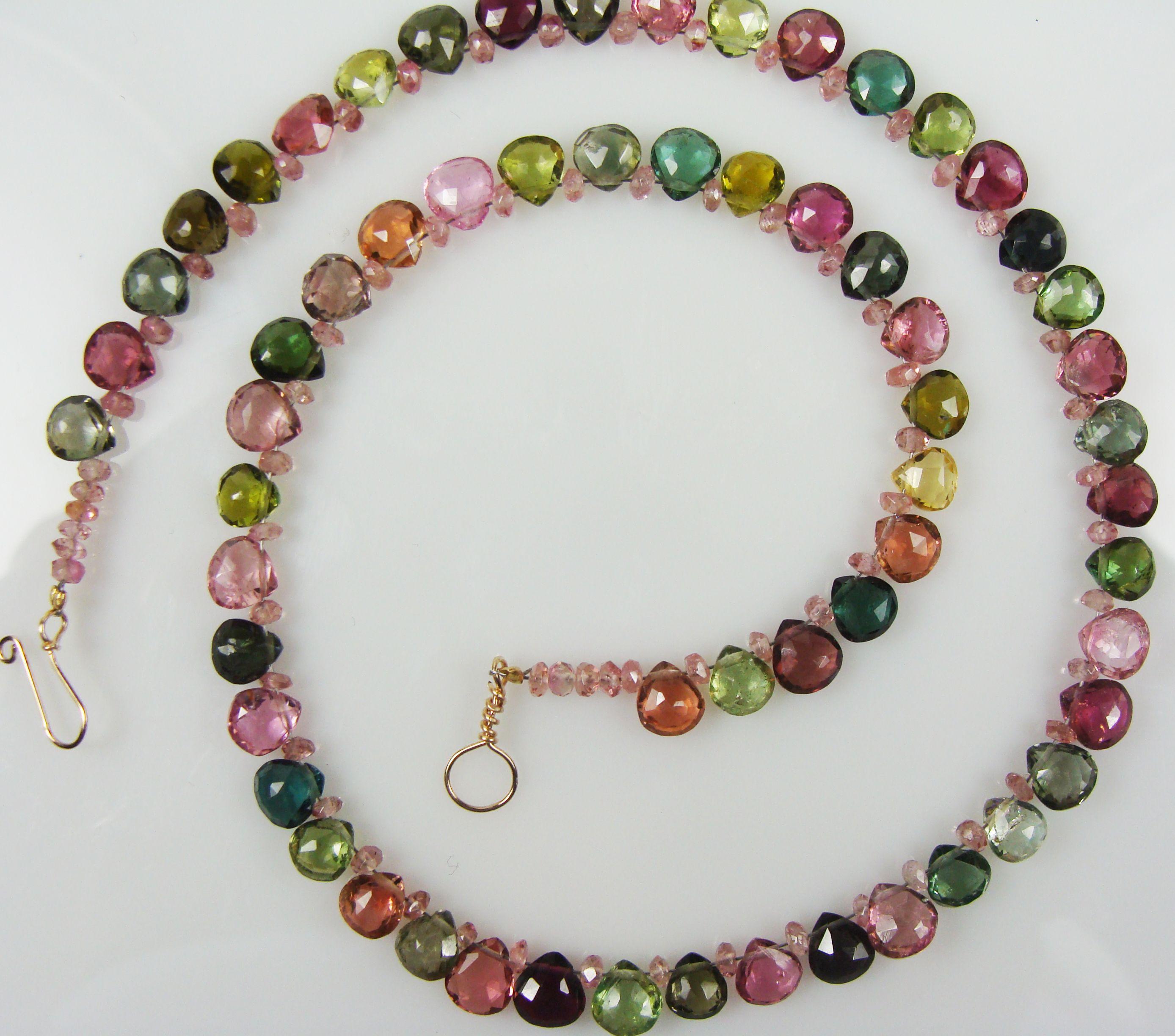 jewelry making | What is Tourmaline? Beautiful! | Jewelry Making ...