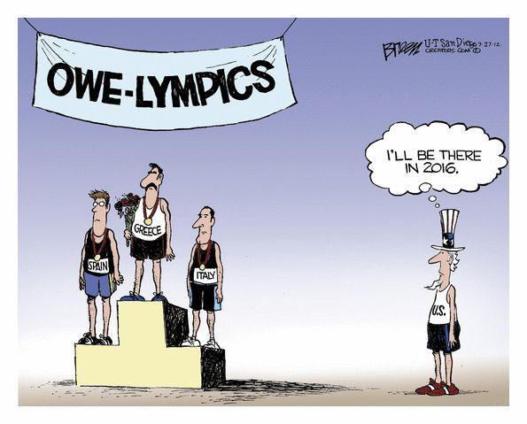 Owe-lympics 2012
