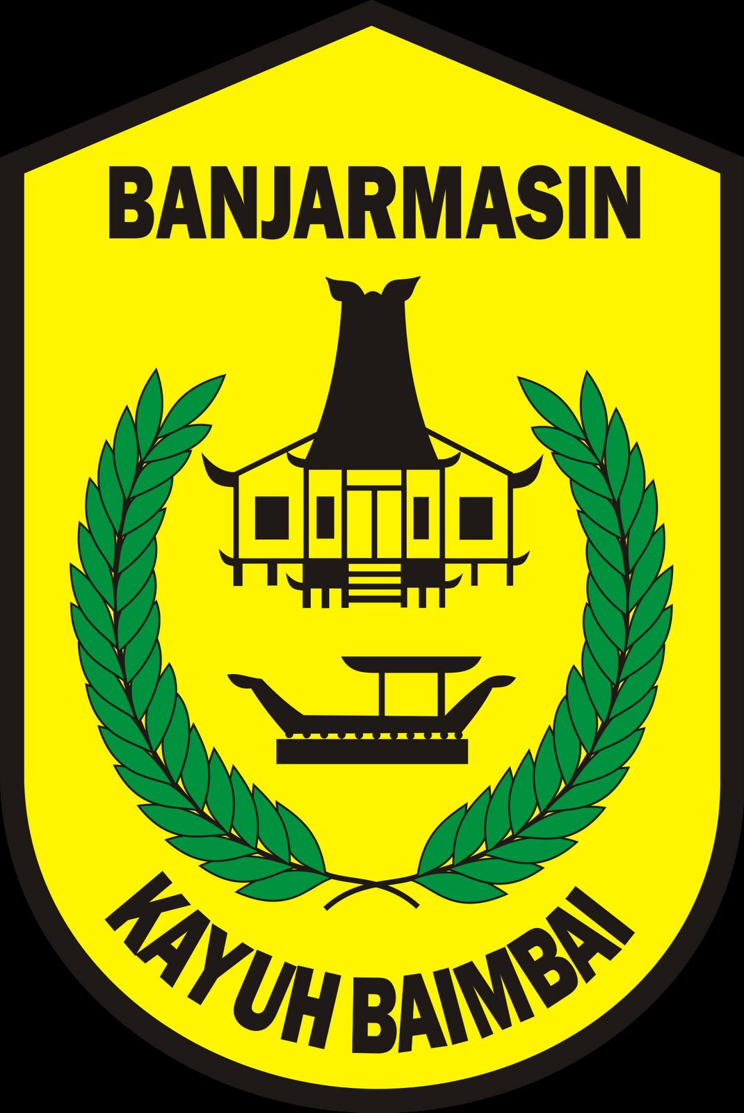 Kota Banjarmasin Indonesia Kota Kalimantan