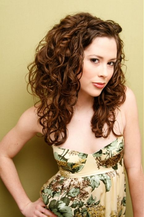 Casual and Stylish Curly Hairstyles lovely curly hair – Curly Hair ...
