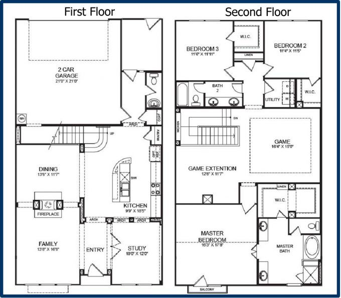 Two Story Tiny House Plan: BEAST Metal Building: Barndominium Floor Plans And Design