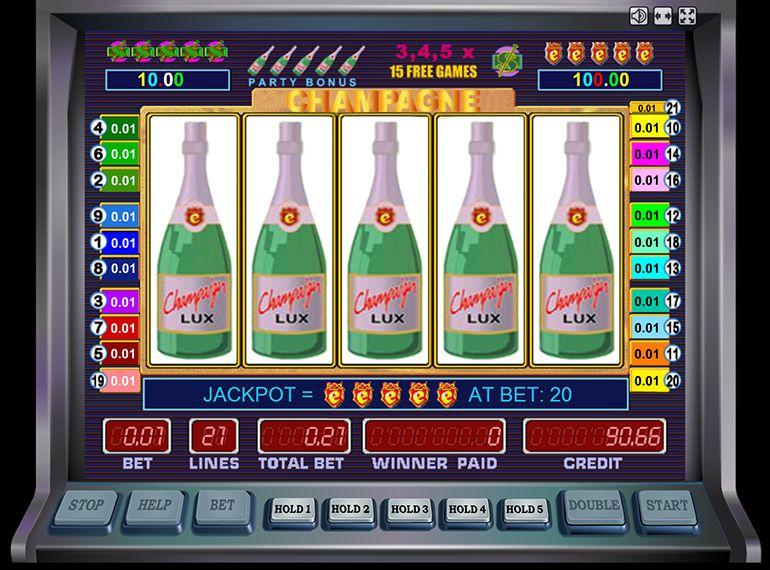 Картинки по запросу игровой автомат champagne