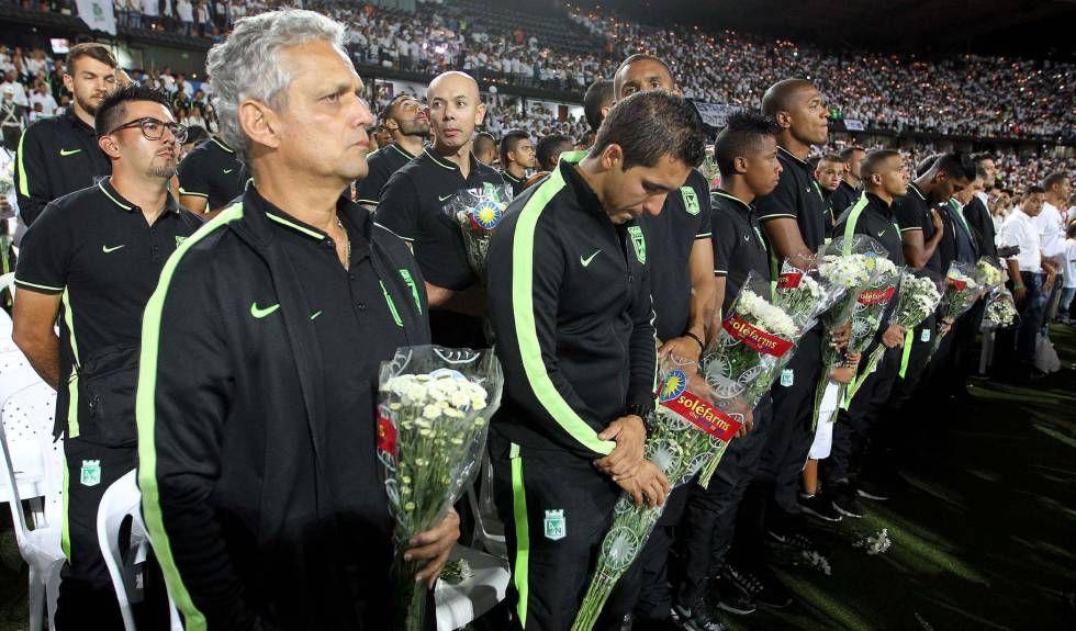 Homenajes A Las Victimas Del Vuelo Del Chapecoense En Imagenes