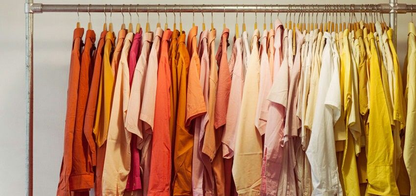 Is your wardrobe inspiring or draining you?