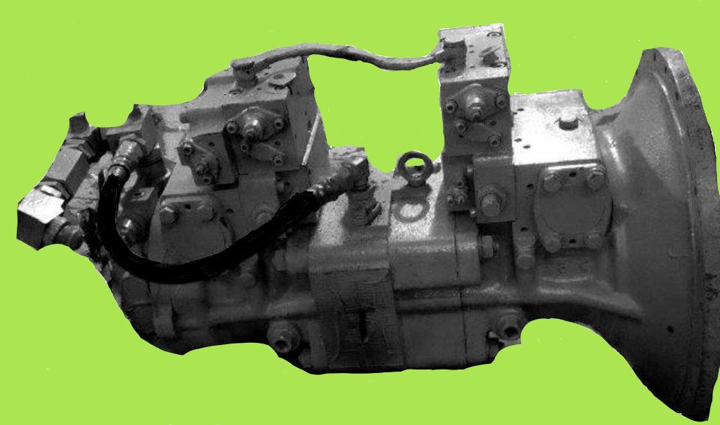 Caterpillar Excavator 231D Hydrostatic/Hydraulic Main Pump w/o Aux