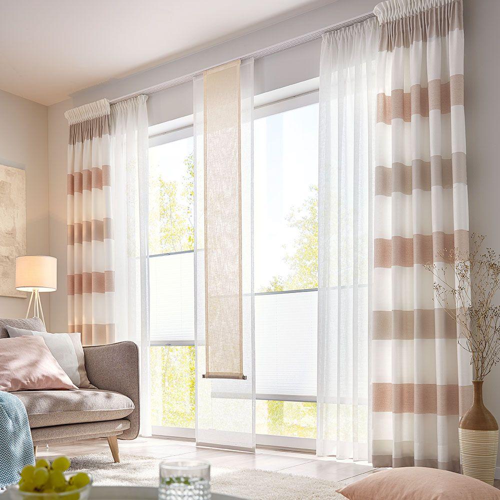 Gardine Und Jaqcquard Deko Fur Ihre Wohnraume In 2020 Vorhange Vorhange Gardinen Esszimmer Vorhange
