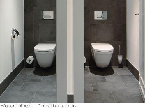 idee voor zwevende toiletten ivm schoonmaak - The Workout Nicole ...