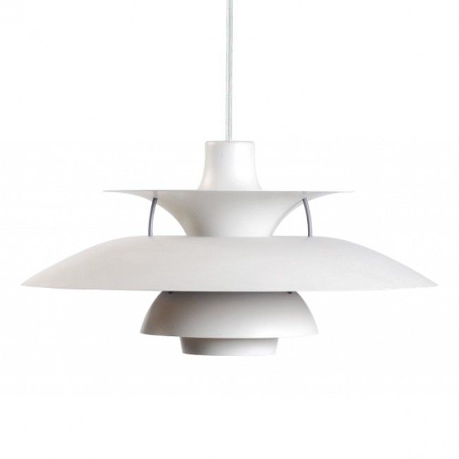 Poul Henningsen Style U0027PH 5u0027 Ceiling Pendant Light Shade ...