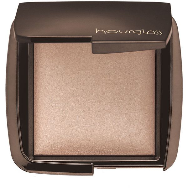 Hourglass Ambient Lighting Powder in Luminous Light (3.675 RUB) ❤ liked on Polyvore featuring beauty products, makeup, face makeup, face powder, beauty and hourglass cosmetics