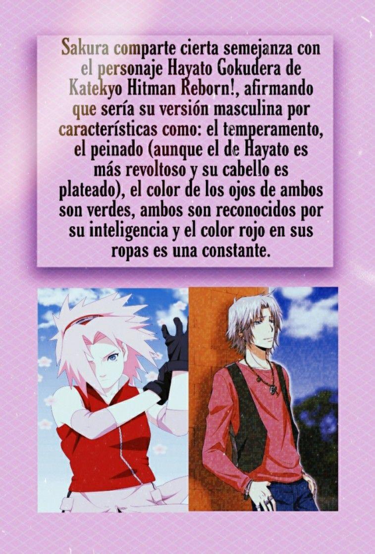 Fuente Biografia Oficial De Sakura Haruno En 2020 Sakura Haruno Sakura Memes Espanol Graciosos
