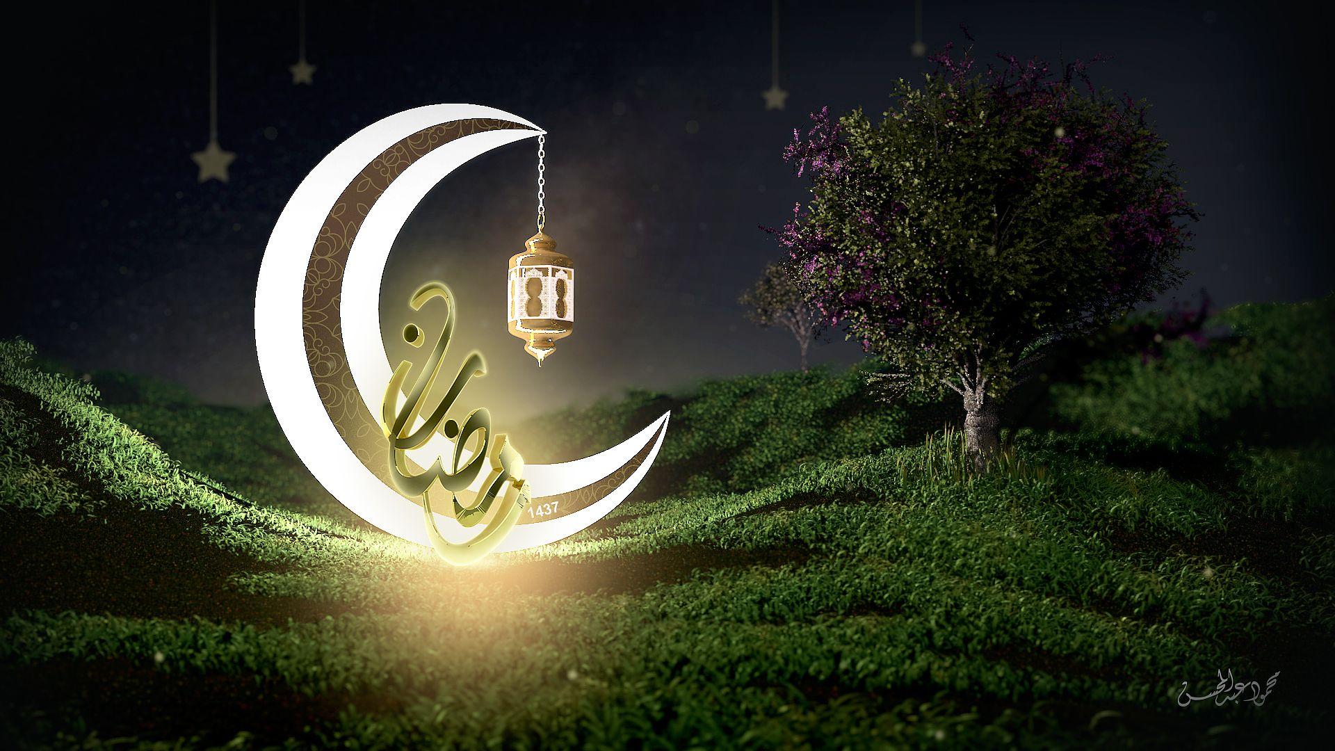 Check Out My Behance Project Ramadan 1437 Ramadan Ramadan Kareem Vector Ramadan Background
