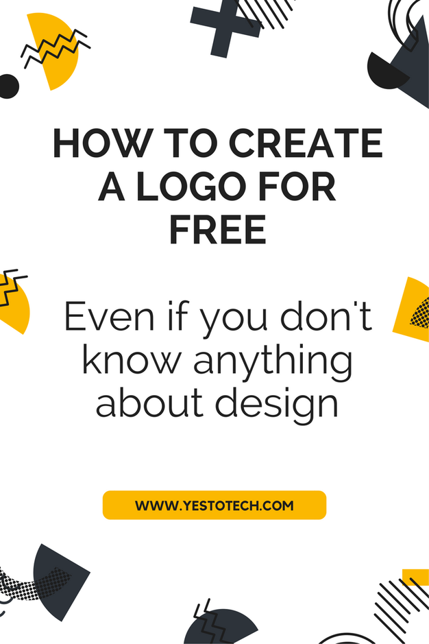 How To Make Your Own Logo For Free Maker