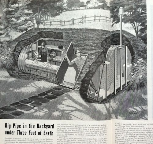70's Bomb Shelter - Google Search