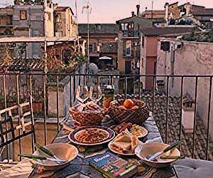 Photo of breakfast in Italy