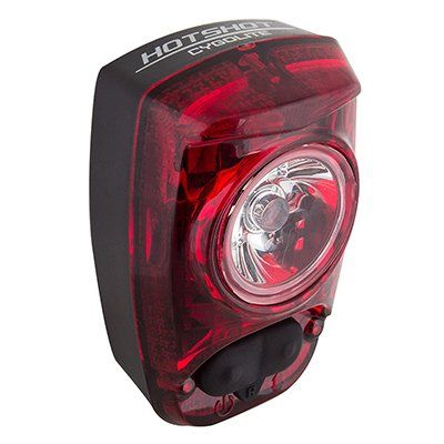 Bike Taillights Cygolite Hotshot 50 Lm Usb Rechargeable Bicycle