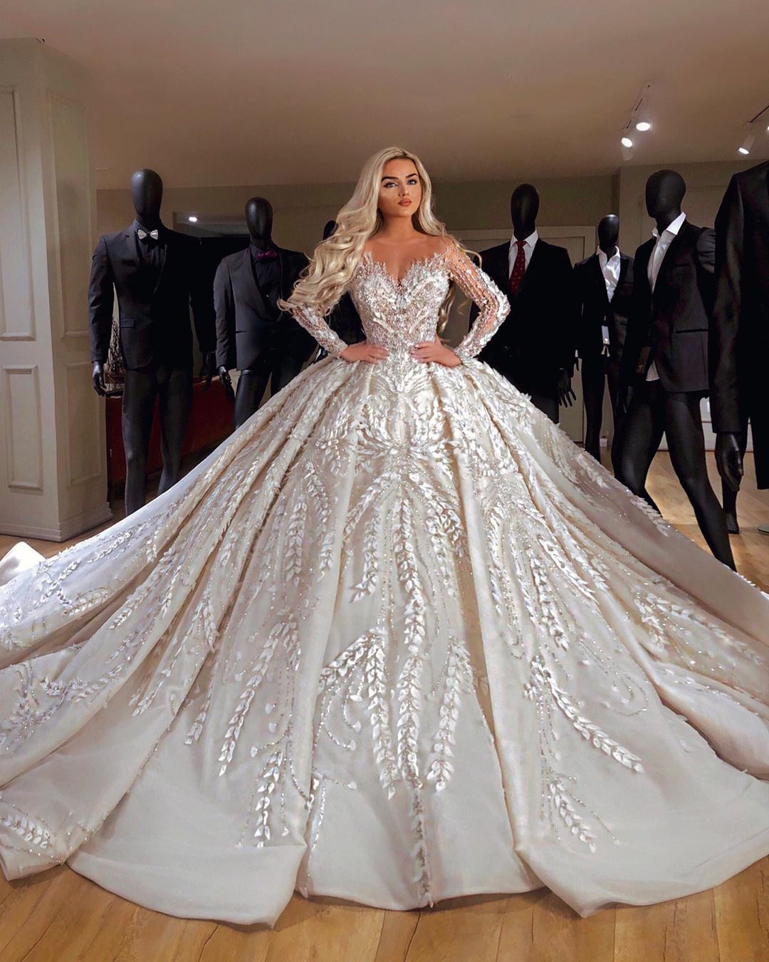 19++ Valdrin sahiti wedding dresses ideas in 2021