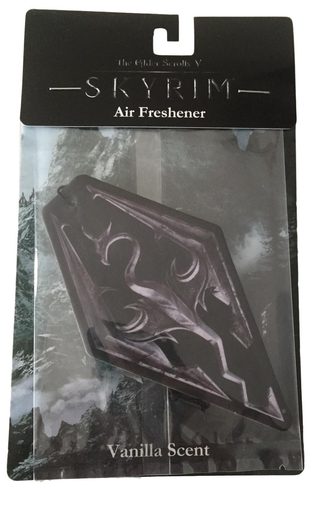 Skyrim Elder Scrolls V Car Truck Office Air Freshener