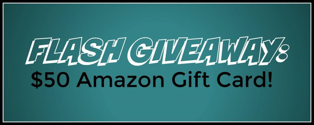 Flash giveaway 50 amazon gift card 1114 the coupon