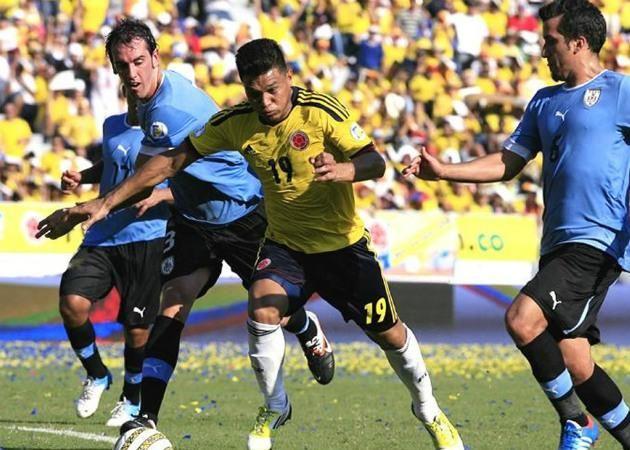 Selección Colombia quiere aprovecharse de una Uruguay llena de ausencias. http://bit.ly/1LhhXz4