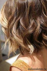 Фото омбре на волосах | Омбре, Волосы, Женщина