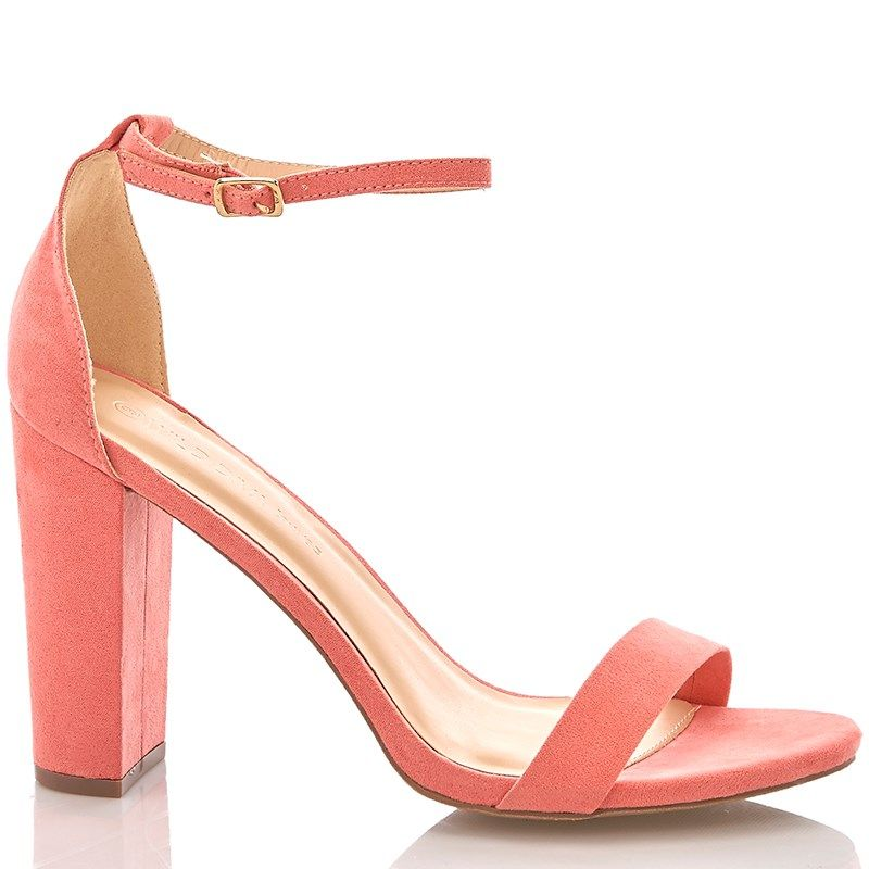 8c954f43349 Standing high on a covered block heel
