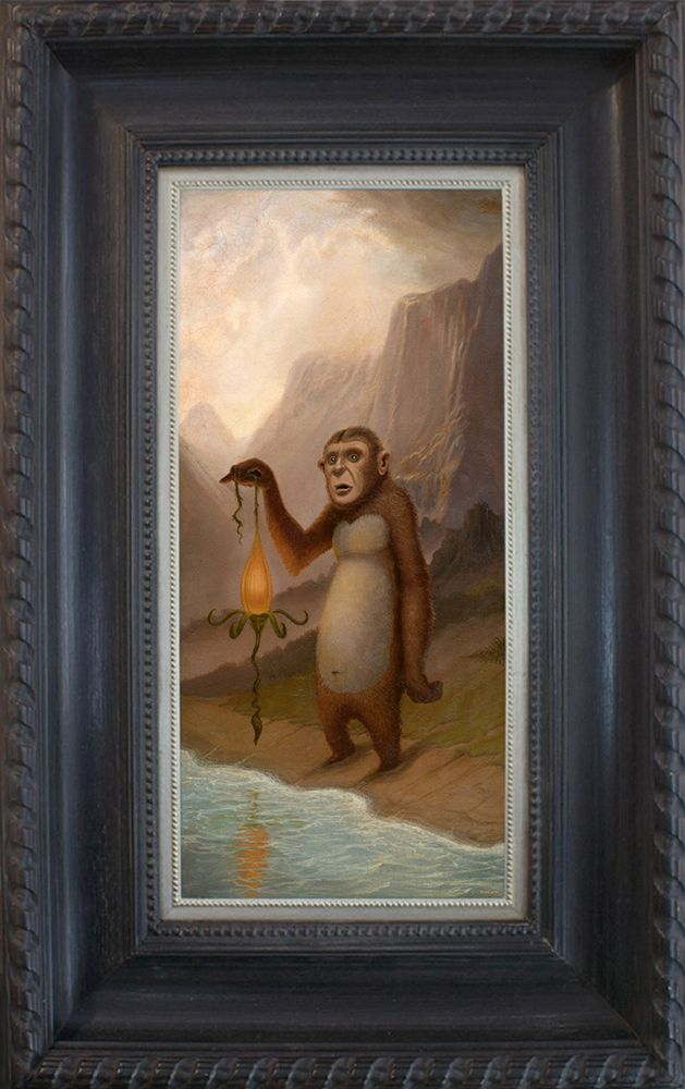 Scott Musgrove - The Searcher #scottmusgrove #jonathanlevinegallery