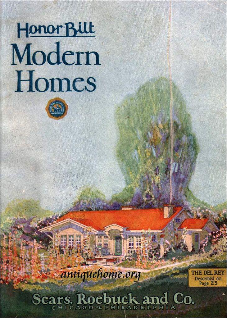 https://flic.kr/p/ExDBM6 | 1925 Sears Modern Homes | Standard Built and Summer Cottages