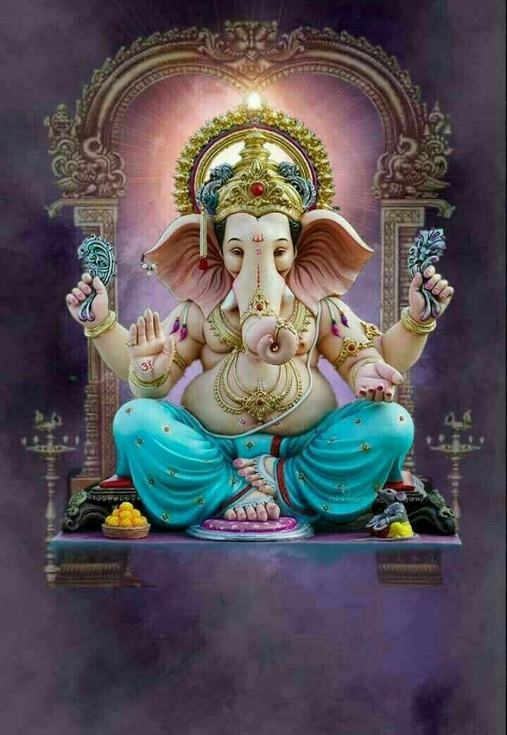 Pin By Liana Vourakis On Jai Ganesh Deva Lord Ganesha Paintings Lord Hanuman Wallpapers Ganesh Lord