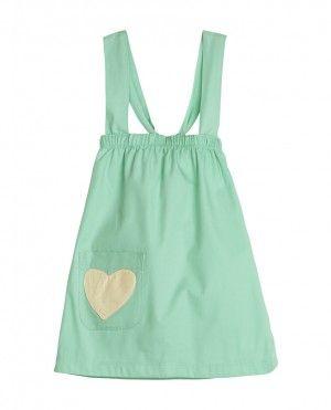 Cross my Heart Dress | Sapling Child