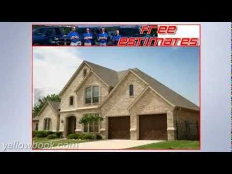Roofing York Pa Cool Water Roofing Company Brown Brick Houses Roofing Residential Garage Doors
