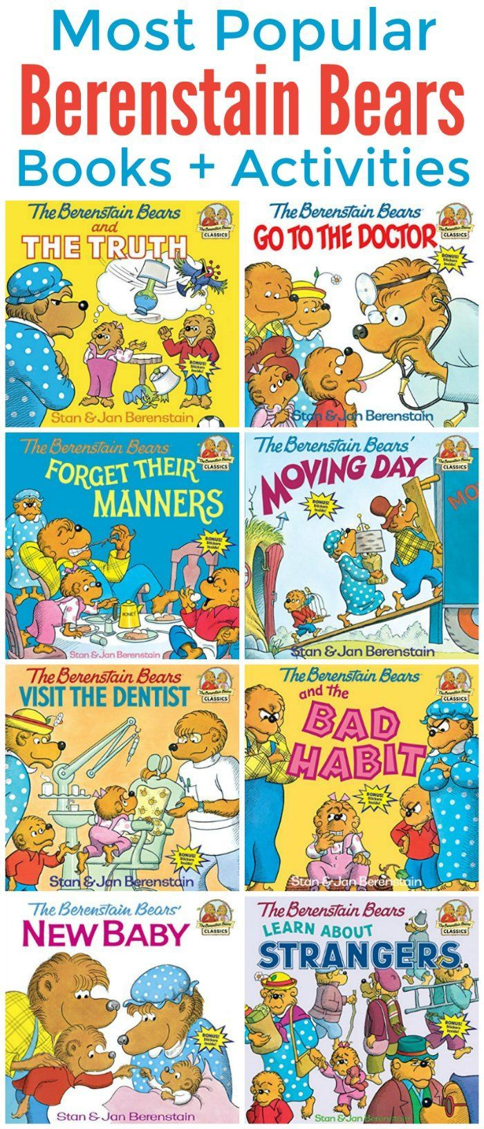 Berenstain Bears & The Joy Of Giving Color Pad - Dayspring ...  |Berenstain Bears Crafts