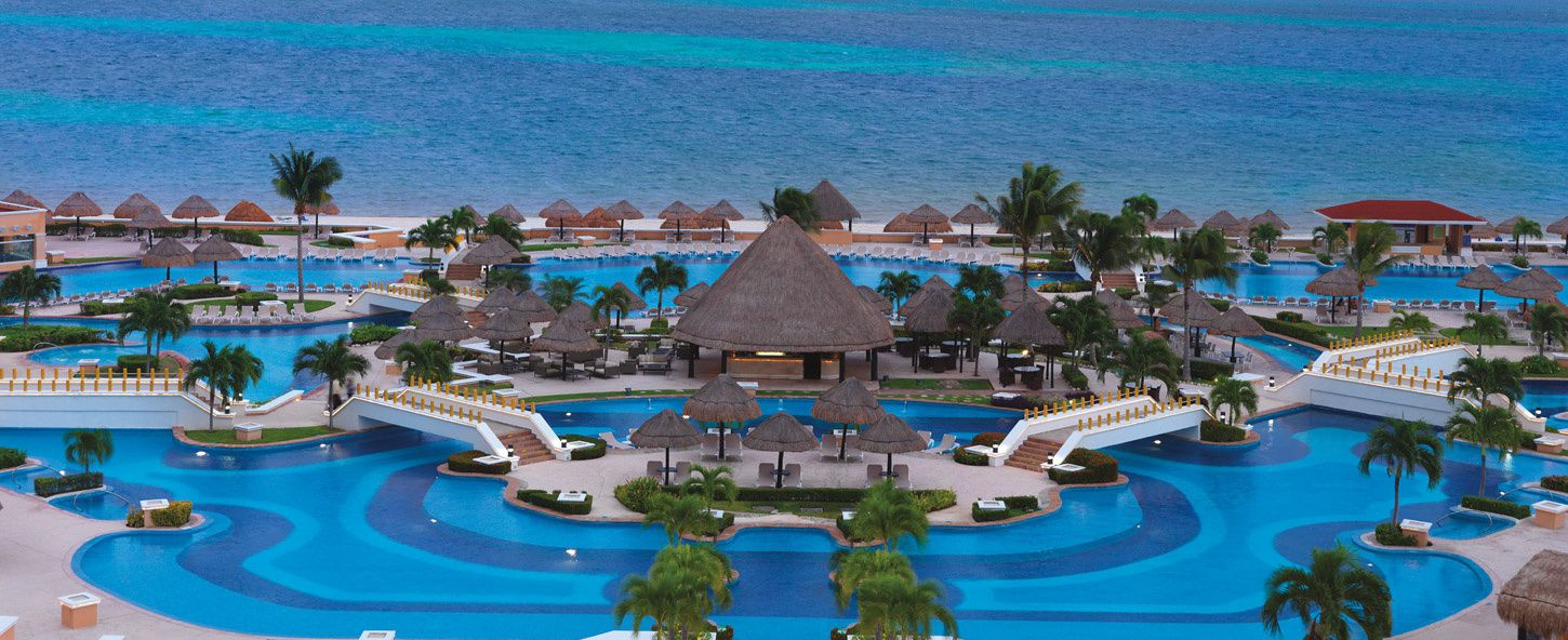 cancun family resorts | moon palace golf & spa resort | cancun