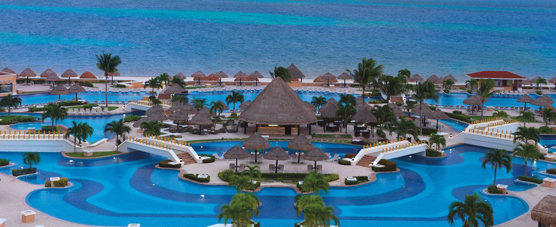 Cancun Family Resorts Moon Palace Golf Spa Resort Cancun