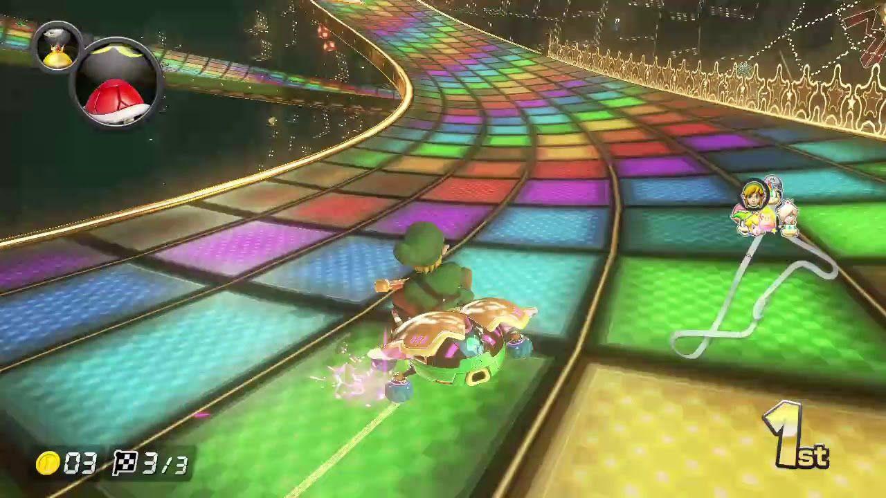Amazing Mario Kart 8 Save Rainbow Road N64 Mario Kart 8 Mario Kart Mario