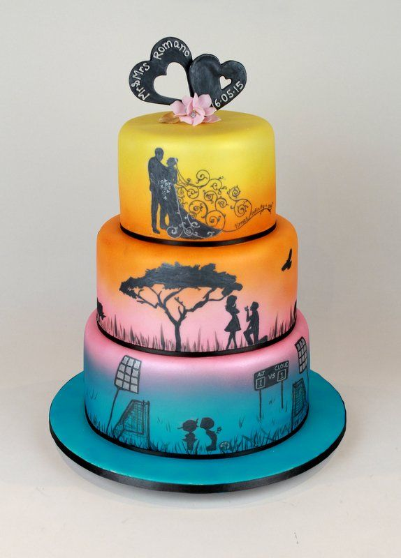 A Little Cake Place   Designer Cakes