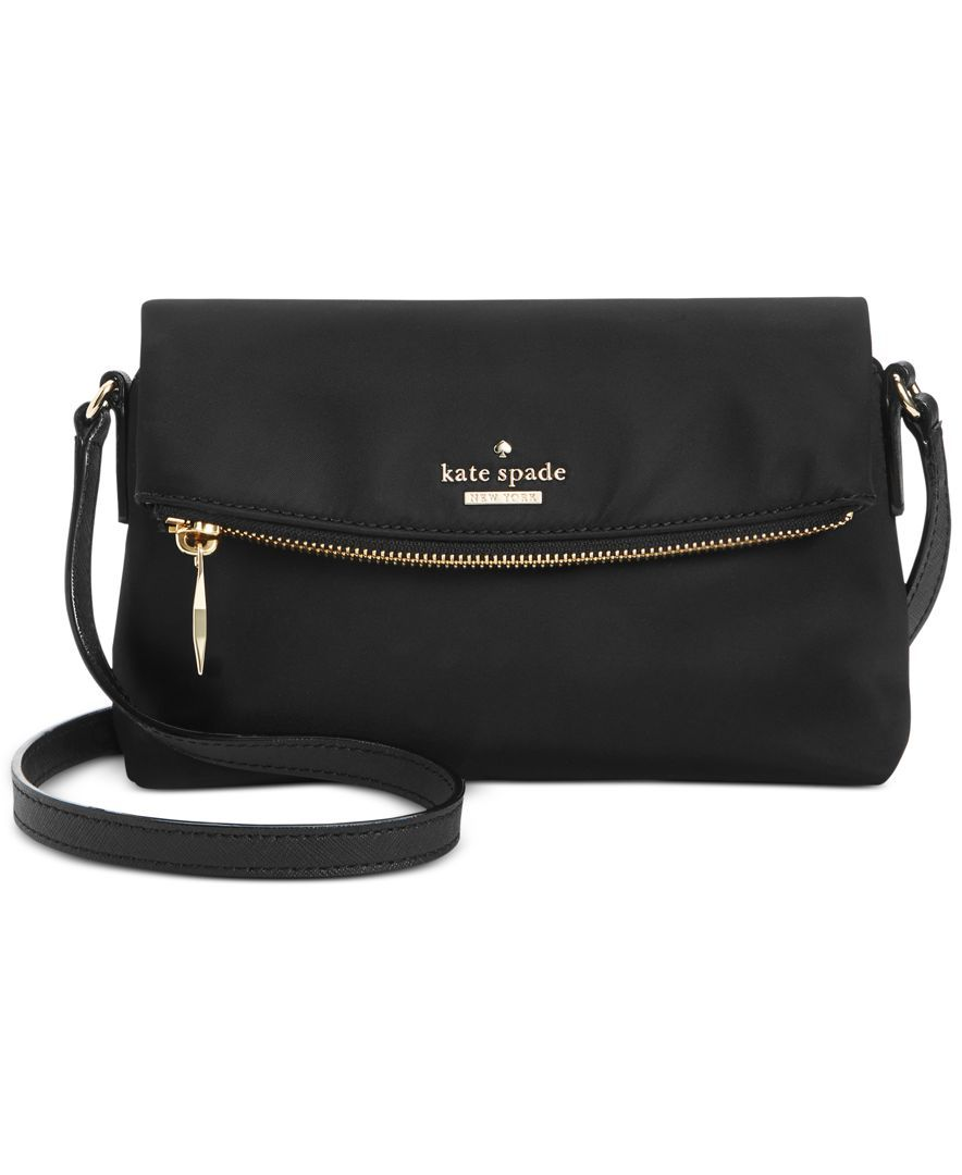 d4ce3ec620 kate spade new york Classic Nylon Mini Carson Bag - kate spade new york -  Handbags   Accessories - Macy s